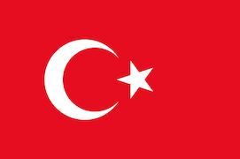 TUR flag